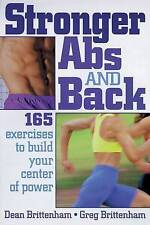 Stronger Abs and Back: 165 Exercises to Build Your Center of Power-ExLibrary