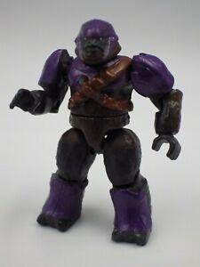 Figurine MEGA Block MEGA Construx Halo Covenant Brute Violet 2in