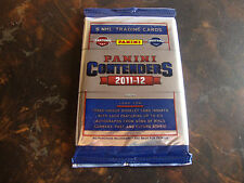 2011-12 Panini Contenders Hockey---Hobby Pack---5 Cards/Pack---Nugent-Hopkins RC