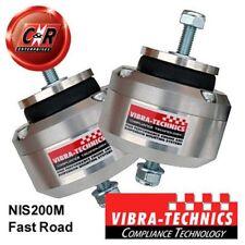 2 x Nissan 240SX S13/14/15 Vibra Technics Motorhalterung schnell Straßen nis200m