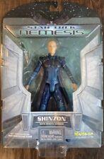 "2002 Art Asylum Star Trek Nemesis Shinzon W/ Reman Dagger 7"" Action Figure Toy"