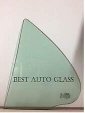 1993-1997 Geo Prizm 4 Door Sedan  Driver Side Rear Left Vent Window Glass