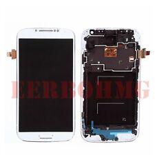 bien teste ecran pour samsung galaxy s4 i9505 blanc lcd display avec cadre