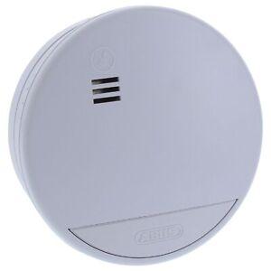 ABUS Rauchwarnmelder RWM90 Rauchmelder Feuermelder mit 5 Jahres-Batterie 85 dB