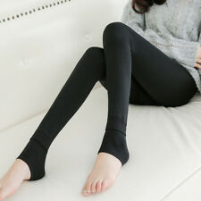 NEW Women Plush Cashmere Leggings Warm Thick Leggings Super Elastic Slim Legging