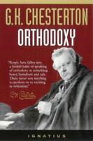Orthodoxy: By G K Chesterton