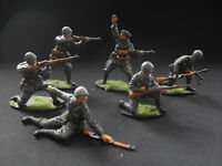 CTS/AIRFIX/TSSD 1/32 painted Italian infantry WW2. professionally painted