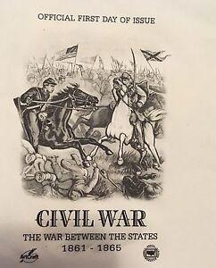 Commemorative Civil War Stamp