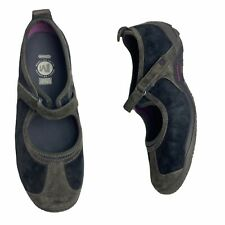 Merrell Circuit MJ Women's Size 10 Performance Gray Blue Suede Shoes