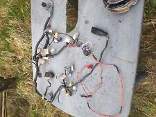 yamaha vmax v-max vmx1200 2002 full power wiring loom harness   box 326