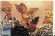 Nederland Maximumkaart 1990 Molenreeks R210 - Kerstzegels