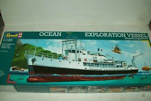 REVELL  OCEAN EXPLORATION VESSEL     1:125 scale  kit