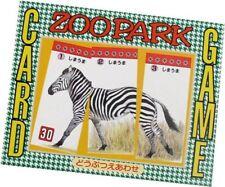 ZOO PARK ~Picture Matching of Animals~   Okuno Karuta-ten