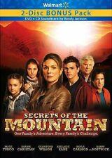 Secrets of the Mountain DVD+CD BONUS PACK , NEW