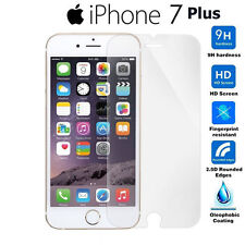 "For IPhone 7 Plus 5.5"" .40mm Tempered Shatterproof Glass Screen Cover Protector"