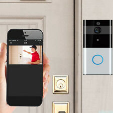 Security Guard HD Video Doorbell Camera Wireless WiFi Smart Home Phone Ring