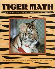 Tiger Math: Learning to Graph from a Baby Tiger by Ann Whitehead Nagda, Cindy Bi
