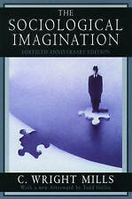 NEW The Sociological Imagination by C. Wright Mills