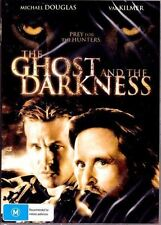 Ghost and The Darkness Michael Douglas & Val Kilmer DVD