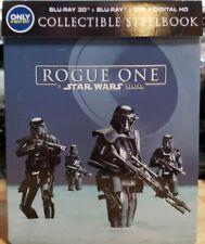 LIKE NEW Rogue One: A Star Wars Story (Blu-ray/DVD, Blu-ray 3D...)