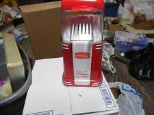 Nostalgia coca cola red popcorn popper coffee roaster Rhp310Coke