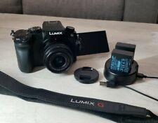 Panasonic LUMIX G7 16.0MP Mirrorless Interchangeable Lens Camera - Black (Kit w…