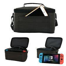 Nintendo Switch Bag Case,Carry-all Storage Travel Bag for Console Controllers