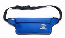 Aqua Quest AquaRoo Waterproof Money Belt, Waist Bag, Fanny Pack - Blue