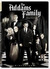 THE ADDAMS FAMILY VOLUME 3 New Sealed 3 DVD Set