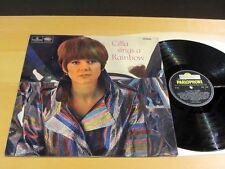 CILLA BLACK Cilla Sings A Rainbow UK PRLOPHONE PMC-7004 Mono VG+/VG++
