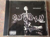 CD ONLY: MYZERY BAD INFLUENCE  ULTRA-RARE!  ICP/TWIZTID Insane clown posse RAP