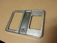 56 - 62 Corvette Shift Console Plate Used 3728940