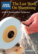 NEW The Last Word on Sharpening With Christopher Schwarz  [DVD]