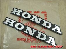 Gas Tank Emblem Honda Goldwing GL1000 GL1100 GL1200  // Chrome