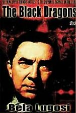 Black Dragons Bela Lugosi DVD New 2006