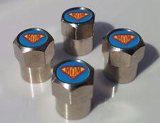 SUPERMUM ALLOY TYRE VALVE CAPS FOR TIRE VALVES