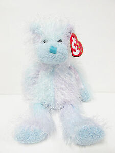 "TY Punkies ""Twizzles"", Bear Plush stuffed Toy- MINT PRISTINE Brand New"