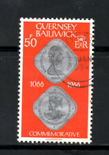 (Ref-8239) Guernsey 1980  Coins 50p Value  SG.195  Used