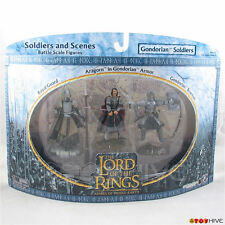 Lord of the Rings Armies of Middle Earth LOTR AoME Gondorian Soldiers 3 pack