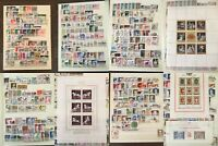 AUSTRIA - 1956 to 2001 - 45 YEARS COMPLETE - MINT/NH - Excellent Collection