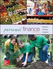 Personal Finance by Jack Kapoor, Robert J. Hughes and Les Dlabay (2014, Hardcove
