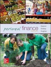 Personal Finance by Jack Kapoor, Robert J. Hughes U.S. E-TEXT EDITION ***PDF***
