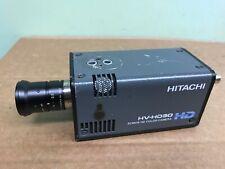 HITACHI HV-HD30 3-CMOS HDTV P.O.V. Color Camera