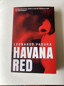 Havana Red [Mario Conde Investigates]