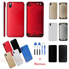 Battery Case For iPhone 6 6+ & 6s Plus to iphone X Housing Frame Back Cover Door