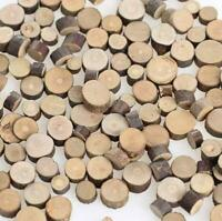 Tiny Natural Wood Slice Table Scatters Akasha Natural Accents Arrangements