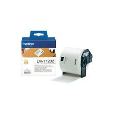ORIGINALI 300 ETICHETTE BROTHER DK-11202 62X100 PER P-Touch QL720NW QL1000 Serie