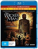 The Wicker Man | Final Cut - 1973 Re-Release - Blu Ray Region B Free Shipping!