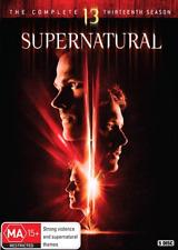 Supernatural : Season 13 : NEW DVD