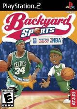 Backyard Basketball 2007 PS2 New Playstation 2